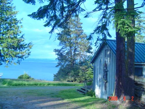 Cottage and Waterview
