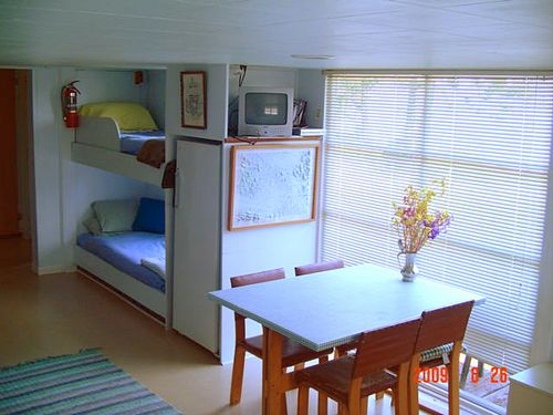 Cottage Dining Table & Bunks
